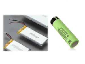 Rechargeable Lithium Ion & Polymer cells