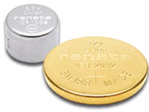 Rechargeable Lithium Coin Cells