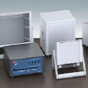 Instrument enclosures made from metal by Metcase