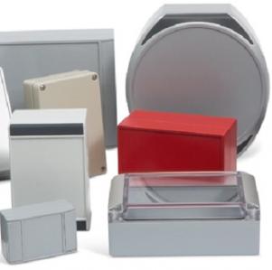 Aluminum enclosures | Diecast aluminum boxes